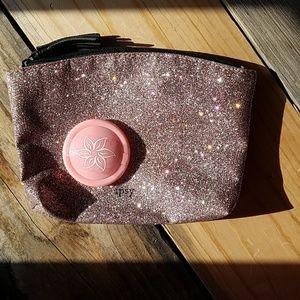 IPSY cosmetic bag & eyeshadow